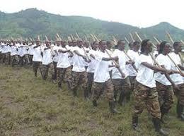 Entraînement militaire des Intore du Rwanda et de la diaspora : construction d'un vivier de recrutement d'agents de renseignement et d'action, inféodés au dictateur Paul Kagame à infiltrer à l'étranger.