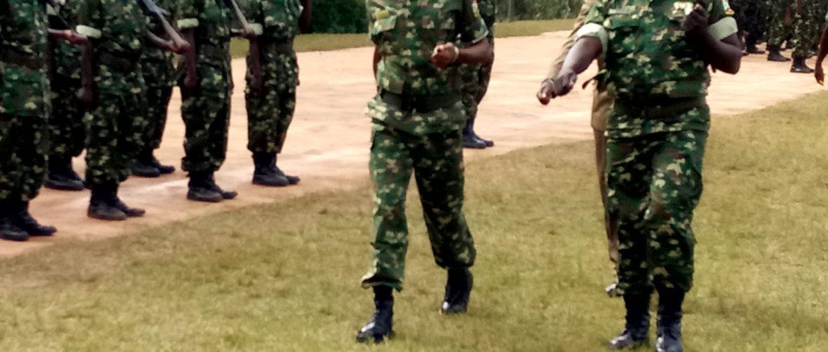 Burundi : Incorporation dans l'armée de 2.433 jeunes Barundi
