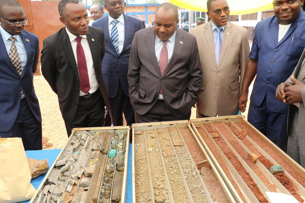 photo : 2ème vice presidence burundi