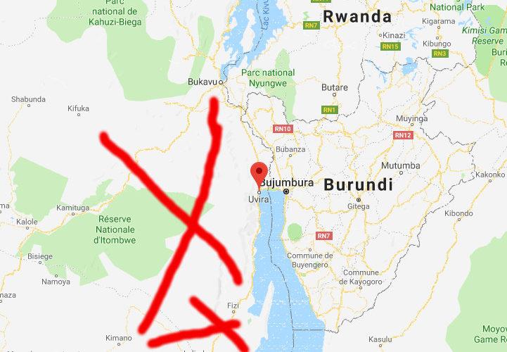 Géopolitique des Grands Lacs Africains : L'OCCIDENT et le RWANDA tentent d'occuper la région du SUD-KIVU,frontalière au Burundi,pour stopper une des 2 routes de la soie chinoise africaine, conduisant au Katanga.
