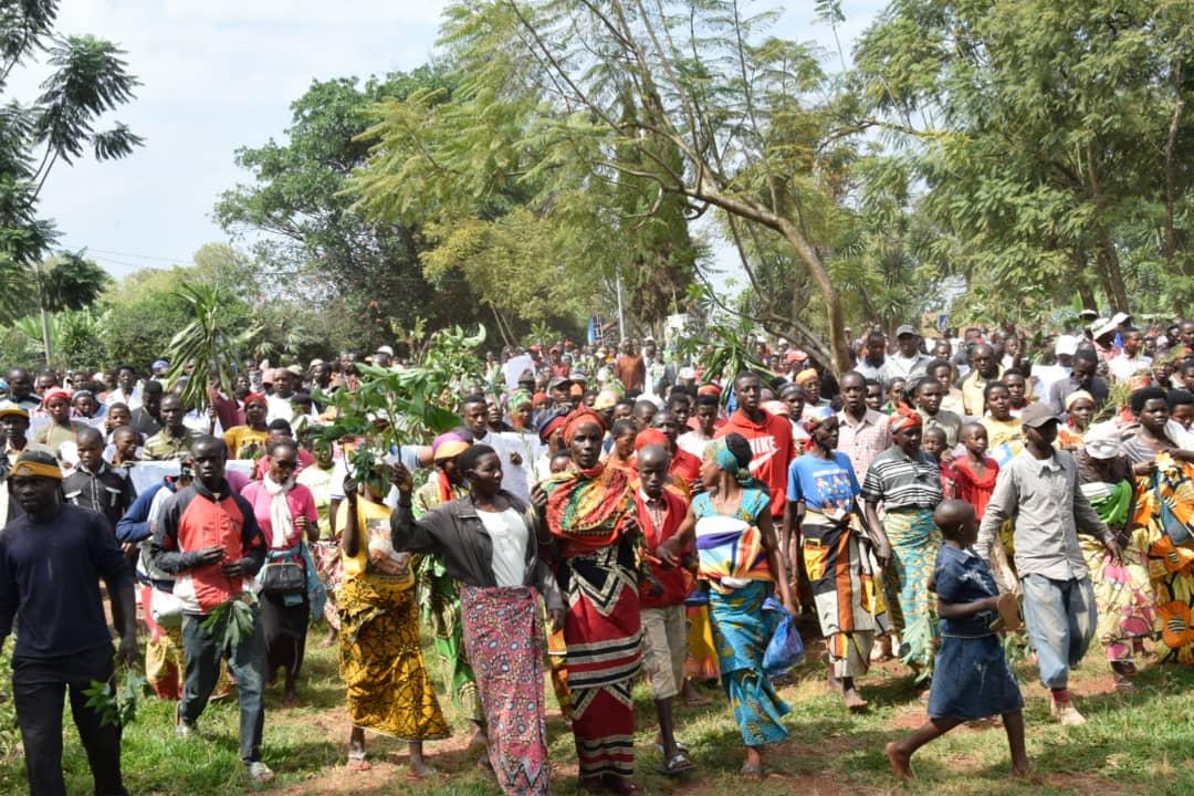 Photo : EJOHEZANEWS, IMWAHO, ABP, RTNB.BI, AJAPAFRICAINE