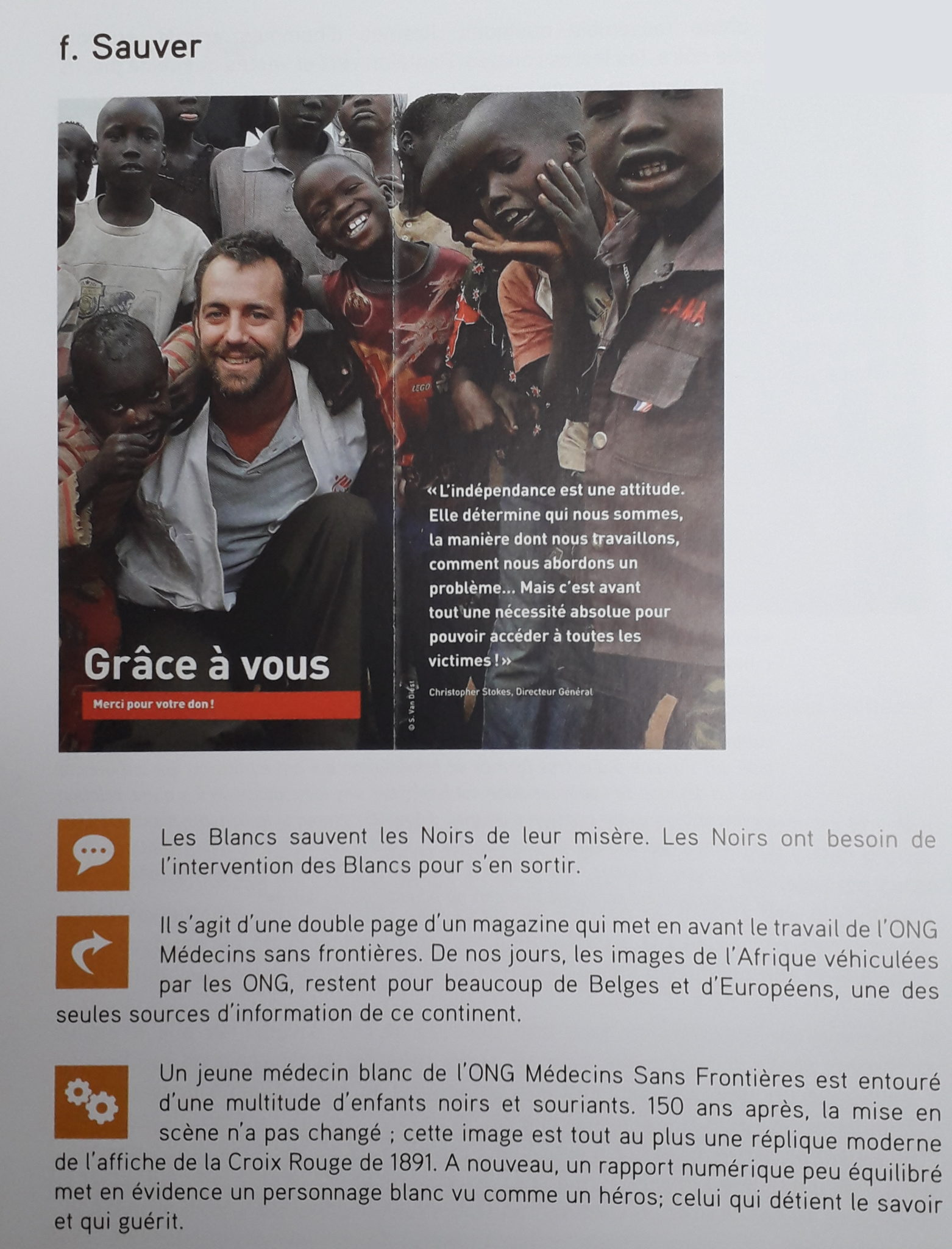 Photo : La propagande au ralenti – ZIN TV