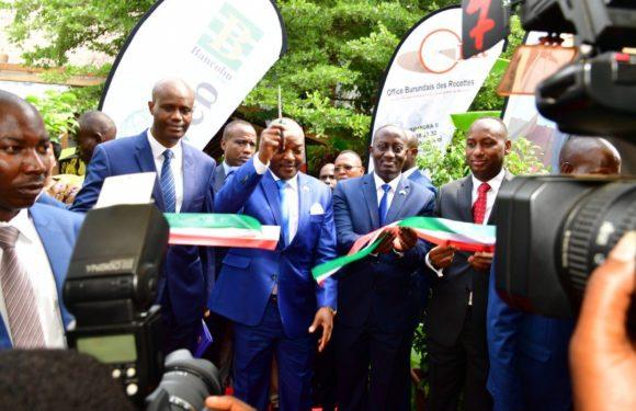 Lancement solennelle de la deuxième édition du salon industriel au Burundi