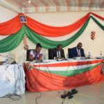 Les porte-parole des différentes institutions de l'Etat répondent aux questions des journalistes et du public