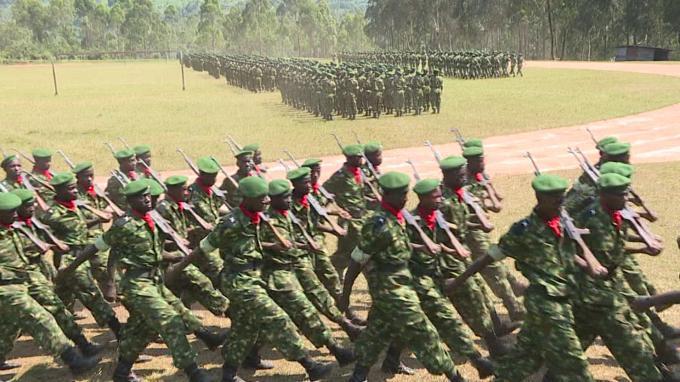 Incoporation des sous officiers militaires de rang au sein de la FDNB