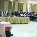 La CENI évalue les répertoires des centres d'inscriptions pour les élections de 2020