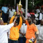La Mairie de Bujumbura remporte la finale du tournoi interprovincial de Volleyball