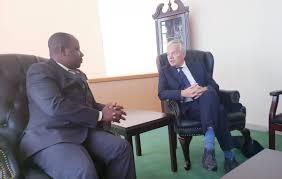 Le Burundi veut «aller au-delà des relations politiques» avec la Russie