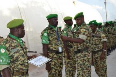 Les militaires des 47ème et 48 ème bataillons ont été décorés