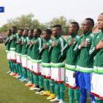 Football : Les 23 Hirondelles burundais pour la CAN 2019