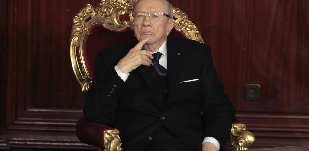 Tunisie: Mort du Président Beji Caïd Essebsi, vétéran de la politique