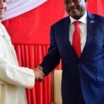 Trois nouveaux Ambassadeurs présentent leurs lettres de créance au Président de la République