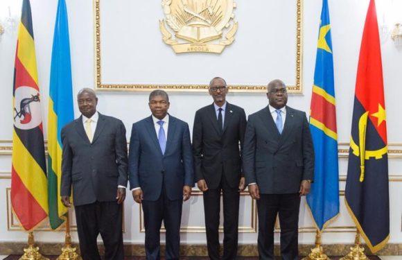 Région / Sécurité : Rencontre QUADRIPARTITE à Luanda sans le Burundi