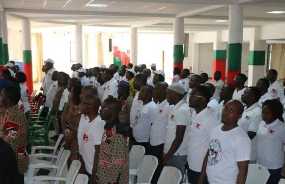 Burundi : Le CNDD-FDD rencontre les BAGUMYABANGA de la Diaspora