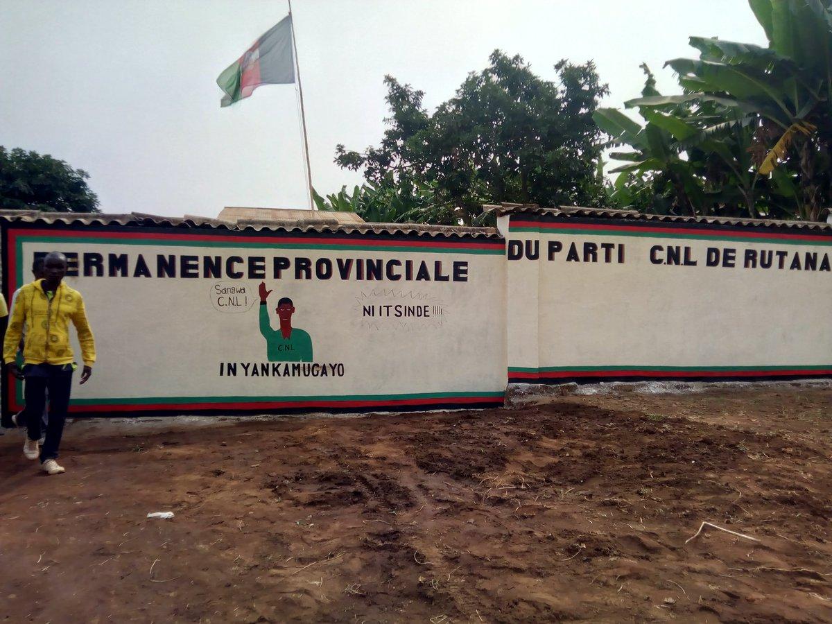 ( Photo : CNL - Burundi )