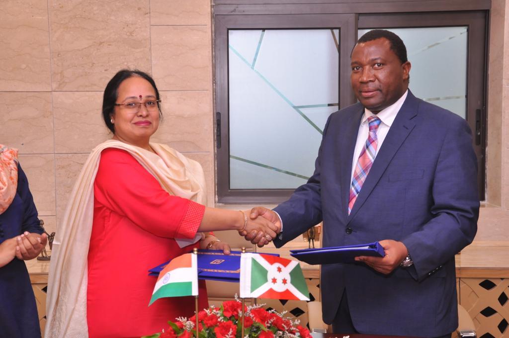Photo : Ministère burundais des Finances