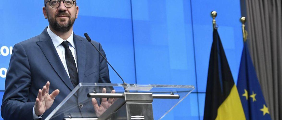 Géopolitique des Grands Lacs Africains : M. Charles Michel, fils de M. Louis Michel, deviendra en novembre, Président du Conseil Européen