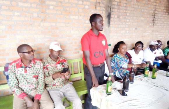 Burundi : A Cankuzo, le S.G du Parti CNDD-FDD a salué la cohabitation pacifique entre les diverses formations politiques à quelques mois des élections démocratiques de 2020
