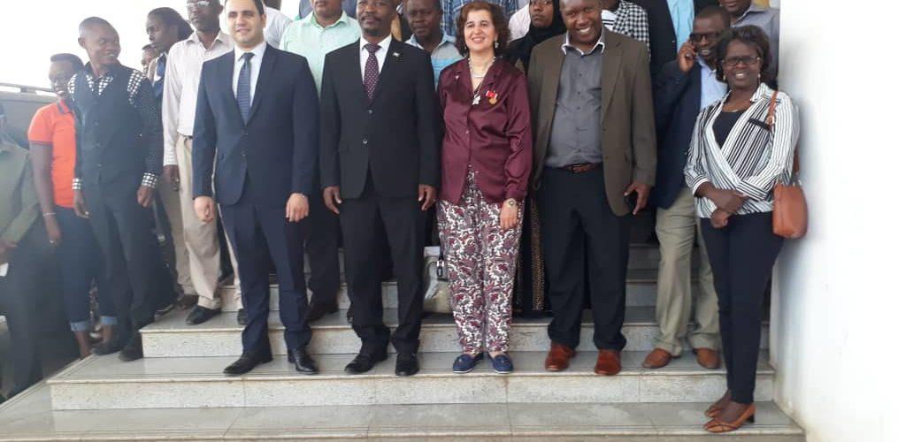 Burundi / Egypte : 50 fonctionnaires formés pour l'obtention de l'IBDL