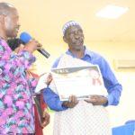 Burundi : La FONDATION FEMIDEJABAT vient de récompenser 2 chanteurs burundais - Mathias Mijuriro et Sylvestre Ciza