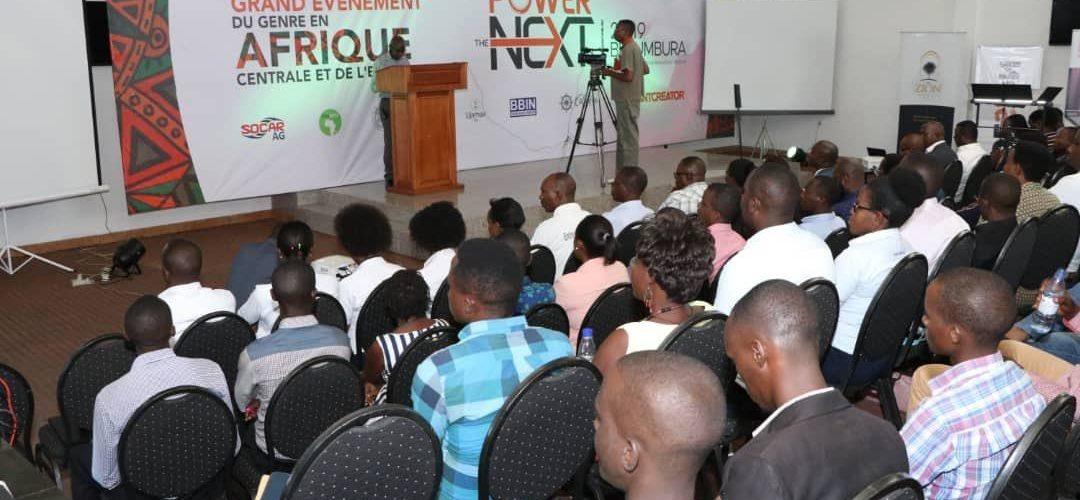 Burundi : Éveiller l'esprit entrepreneurial chez les jeunes