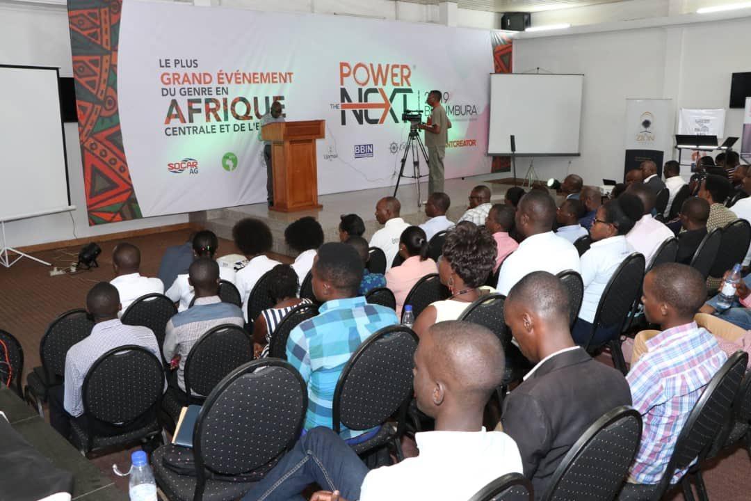 Photo : Ministère burundais de la Jeunesse