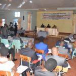 Burundi :  Atelier  sur le fonctionnement de la Justice Commerciale, Gitega
