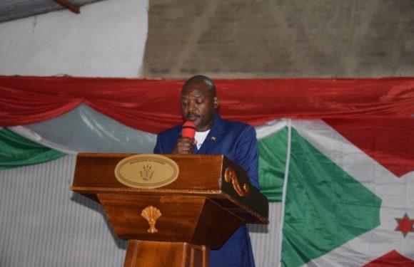 Séance de Moralisation à Kirundo : Burundi, pays de lait et de miel.