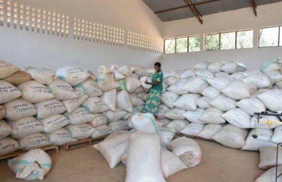 Burundi : Les 43 collines de la commune Gisuru à Ruyigi dispose chacune d'un hangar communautaire de stockage