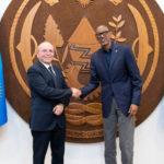 Photo : Ambassade d'Israel au Rwanda