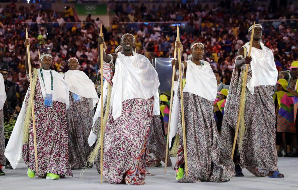 Les Seigneurs de la lance Barundi - Photo : abcnews.go.com
