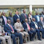 Le Burundi abrite la 26ème réunion des Ministres membres de l'EASF