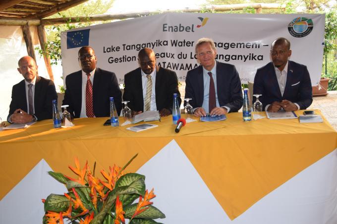 Autorité du Lac Tanganyika/UE : lancement du projet LATAWAMA