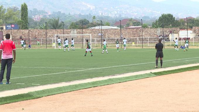Football: l'équipe nationale bat le Soudan du Sud sur un score de 2 buts à zéro
