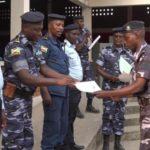 Brigadiers et agents de police brevetés dans la protection des institutions