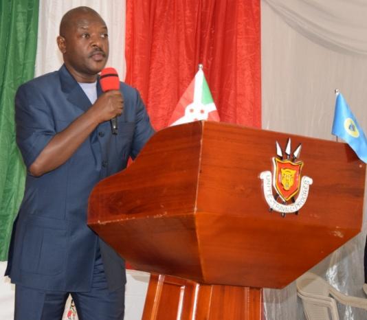 Le Chef de l'Etat rencontre les burundais de la diaspora dans une séance de moralisation