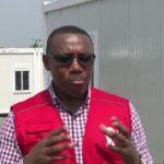 Le Ministre de la santé visite le centre de traitement d'Ebola de Gihungwe