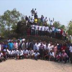La diaspora burundaise effectue une excursion à l'intérieur du pays