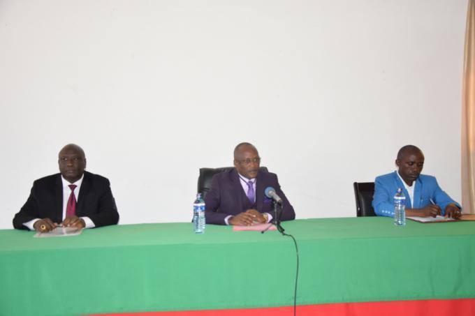 Vers la décentralisation effective des communes de la Mairie de Bujumbura