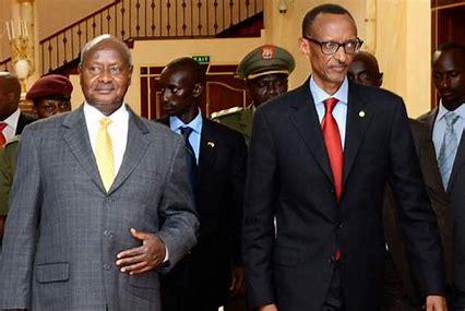 Sur fond de tensions, les présidents du Rwanda et d'Ouganda s'engagent à dialoguer