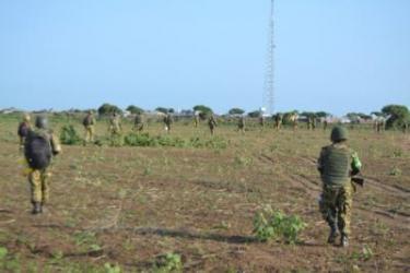 Libérée, Ceel-Geelow est désormais sécurisée