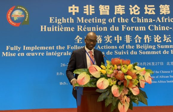Le Burundi participe au 8ème Forum des Thinktanks Chine-Afrique à Beijing