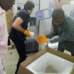 Burundi : Les vaccins Anti-Ebola – VSV-EBOV – sont arrivés au bureau de l'OMS à Bujumbura