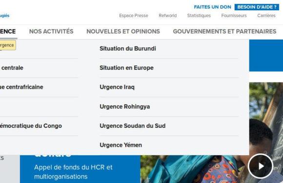 Guerre Humanitaire – Le HCR part de nouveau en guerre contre le Burundi
