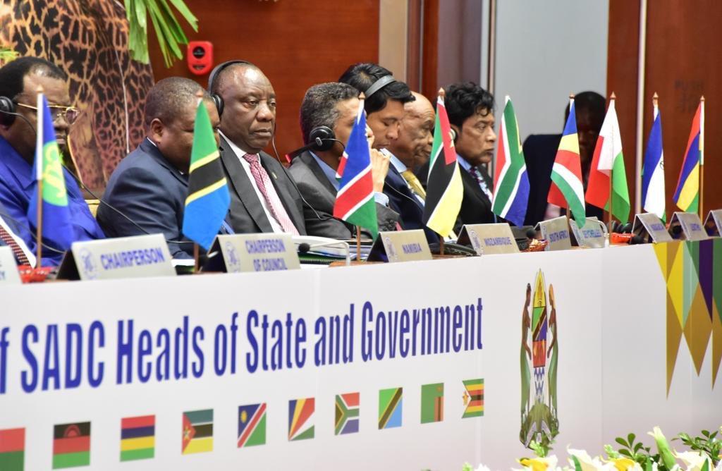 Photo : Presidency ZA