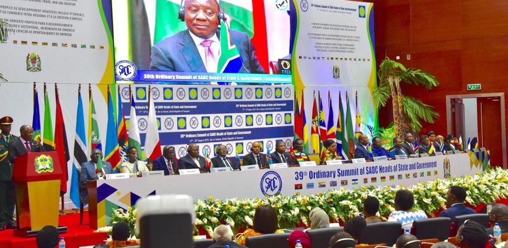 Le Burundi remplit déjà quelques critères d'éligibilité comme membre de la SADC