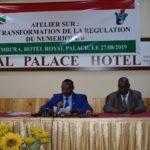ARCT BURUNDI - La transformation de la régulation du numérique