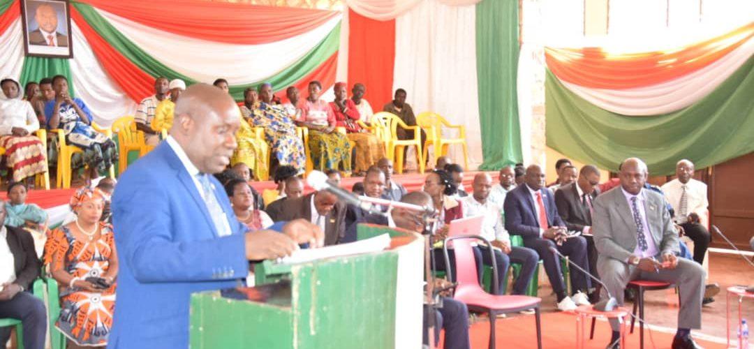 Le Burundi demeure vigilante à l'approche des élections 2020, suite à l'agression extérieure de 2015