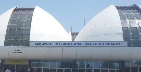 Burundi : L' Aéroport International Melchior NDADAYE