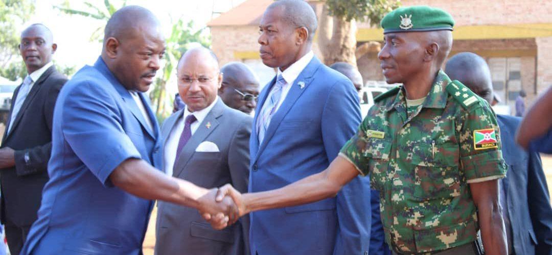 Burundi : La première menace sécuritaire est d'ordre géopolitique